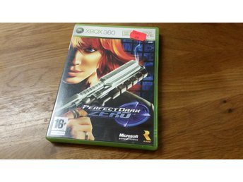 PERFECT DARK ZERO XBOX 360 BEG