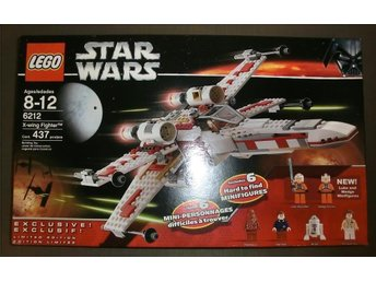 Lego Star Wars 6212 limited edition
