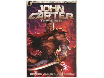 John Carter: The End # 1 Cover E NM Ny Import