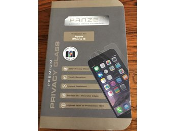 Panzer Tempered Glass Privacy iPhone 6/6S Nytt