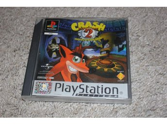 Crash Badicoot 2 - Cortex strikes back -  till PS1