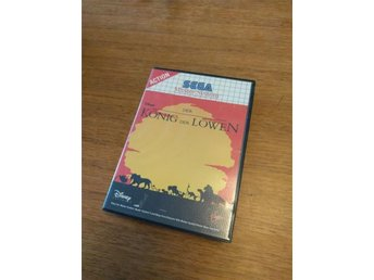 The Lion King, Lejonkungen - Sega Master System