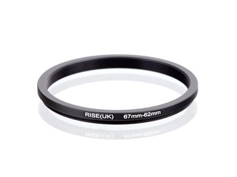 Step Down Ring 67-62 mm