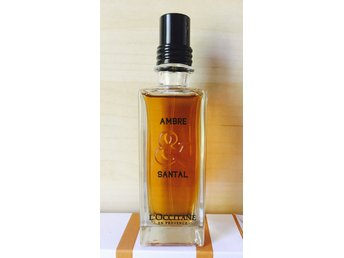 Ambre & Santal - L'Occitane de Provence edt 75ml
