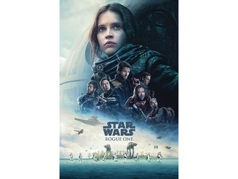 Star Wars - Rogue One - One Sheet