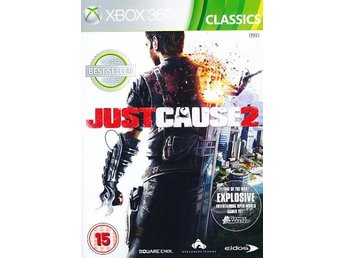 Just Cause 2 CLASS (X360)