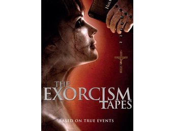 The exorcism tapes (DVD)