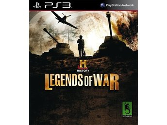 History - Legends Of War - Playstation 3