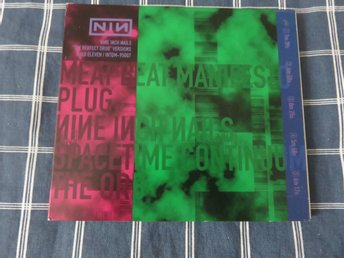 THE PERFECT DRUG VERSIONS - NINE INCH NAILS - CD 1997 - DIGIPACK