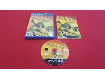 SHREK 2 till Sony Playstation 2 PS2