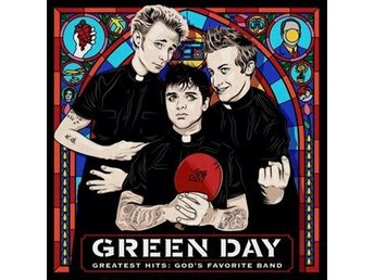 Green Day: Greatest hits - God's favorite band (2 Vinyl LP)