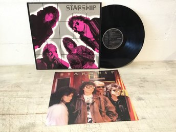 Starship - No Protection Ger Orig-87 !!!!!