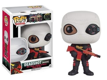 Funko POP! Heroes 106 - Suicide Squad - Deadshot (Masked)