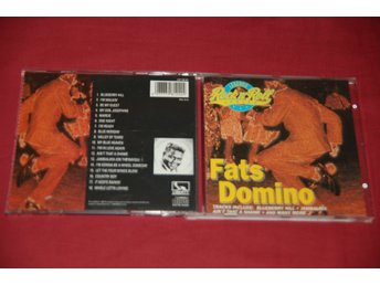 Fats Domino. Legends Of Rocken´N `Roll. Liberty.