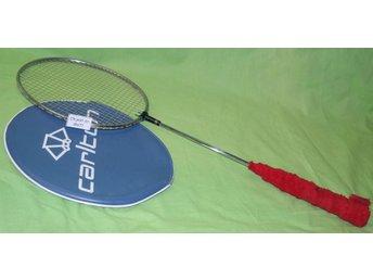 Badmintonracket Calton med skydd för nätet (18677) 60c4969cfeb72