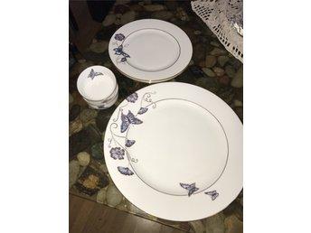 ᐈ Köp Porslin - hushållsartiklar på Tradera • 3 933 annonser cae8a4162c78c