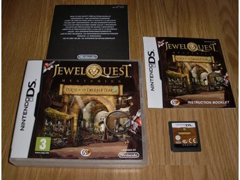 DS: Jewel Quest Mysteries