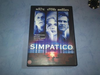 Simpatico (Nick Nolte, Jeff Bridges, Sharon Stone)