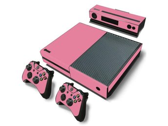 Dekal sticker skins till Xbox One - Rosa