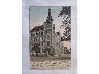 Kristianstad - Sparbanken, före 1906 - Segeltorp - Kristianstad - Sparbanken, före 1906 - Segeltorp