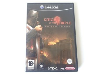 Knight Of the temple - Gamecube - Svenksålt