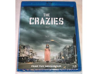 The Crazies (Blu-ray) **HELT NY**