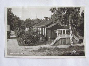 Ljusne - Gatuparti i Ala ~1948 - Segeltorp - Ljusne - Gatuparti i Ala ~1948 - Segeltorp