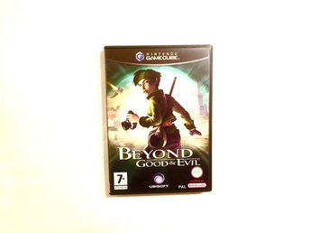 Beyond Good and Evil GC (PAL)