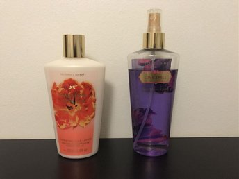 VS Bodylotion och bodymist