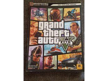 Grand Theft Auto 5 / GTA 5 Playstation 3 & Xbox 360 Guide