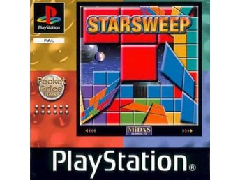Starsweep - Playstation