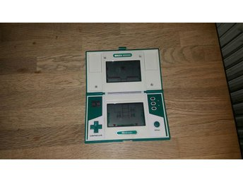 Green house game and watch spel