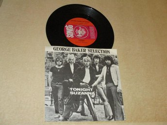 "George Baker Selection (7"") - Tonight / Suzanna SWE-71"