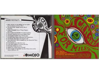 Mojo Presents: I Can See For Miles CD