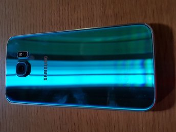 Samsung galaxy s6 32GB Blue Topas