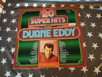 Duane Eddy - 20 Super Hits  LP!