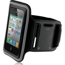 Sportarmband iPhone 4/4S/3GS Svart