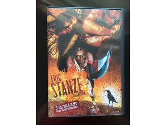 Eric Stanze Collection Box (3 disc - 6 filmer) - DVD - Rysare film