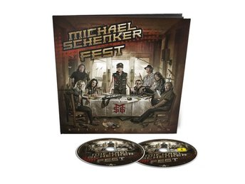 Michael Schenker Fest: Resurrection (Earbook) (CD + DVD)