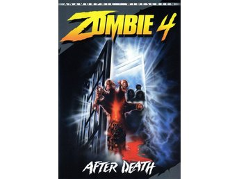 Zombie 4: After Death '88 - NY INPLASTAD - Claudio Fragasso, Jeff Stryker - OOP