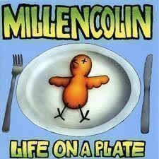 Millencolin- Life on a plate Inplastad YELLOW vinyl LP ONLY 500 X