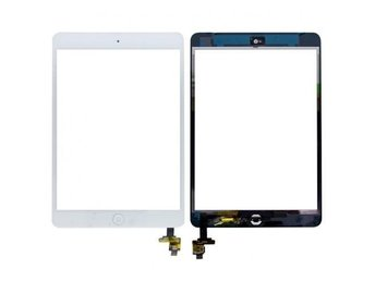 iPad Mini / Mini 2  Glas Digitizer Touch Panel- Vit