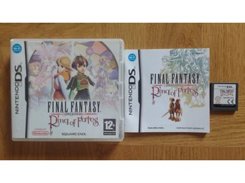 Nintendo DS: Final Fantasy: Ring of Fates