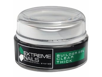 Extreme Nails - Builder Clear Thick 15g