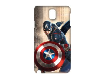 Captain America Samsung Galaxy Note 3 Skal