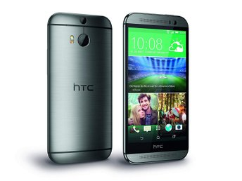 HTC One (M8).16 GB.Silver. Begagnat!