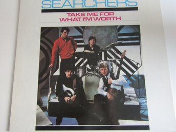 Searchers Take For What I´m Worth, vinyl LP, PYl 6018.