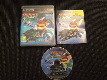 PS3 Ratchet & Clank Q Force