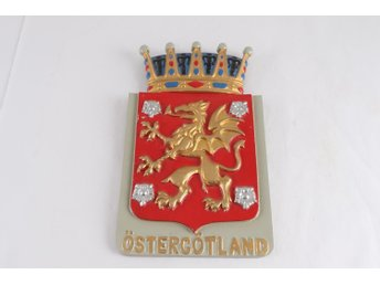 Landskapsskold Landskapsvapen 395502781 ᐈ Myrornastockholm Pa Tradera