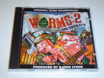 Worms 2 Original Soundtrack Musik *NYTT*